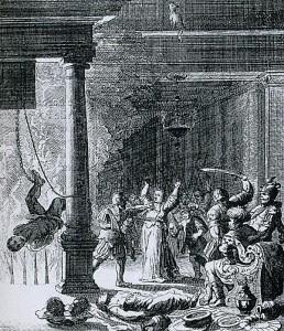 Aran en Titus