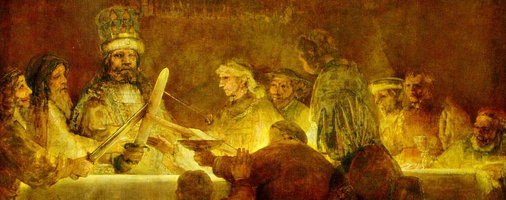 Batavische Gebroeders _ Rembrandt